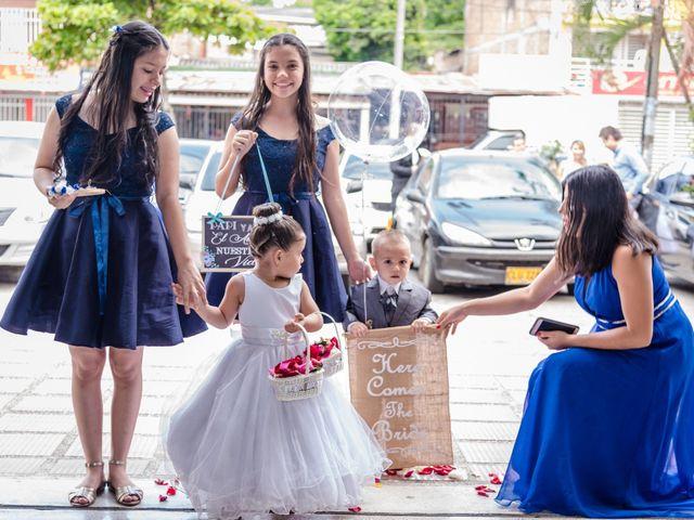 El matrimonio de Paola y Alexis en Cali, Valle del Cauca 16