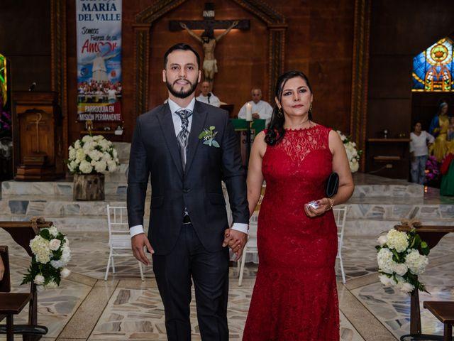 El matrimonio de Paola y Alexis en Cali, Valle del Cauca 17