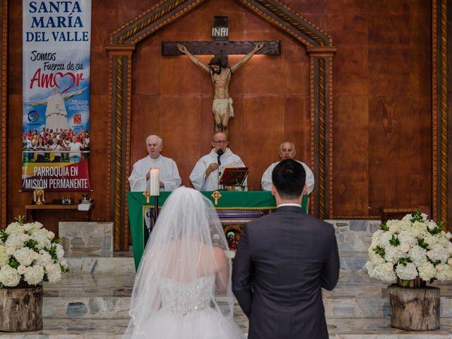 El matrimonio de Paola y Alexis en Cali, Valle del Cauca 18