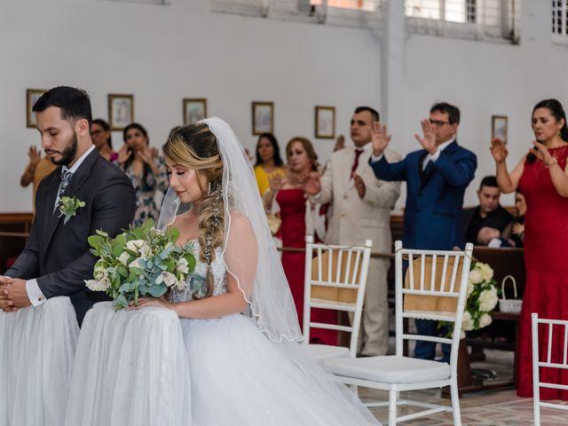 El matrimonio de Paola y Alexis en Cali, Valle del Cauca 20