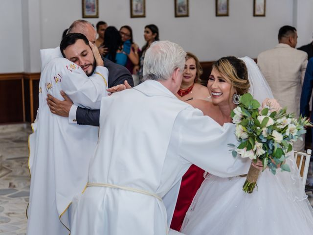 El matrimonio de Paola y Alexis en Cali, Valle del Cauca 21