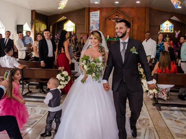 El matrimonio de Paola y Alexis en Cali, Valle del Cauca 23