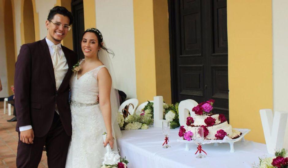 El matrimonio de Héctor  y Alix  en Bucaramanga, Santander