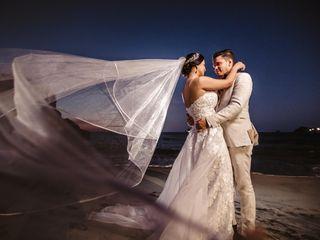 El matrimonio de Sonia Marcela y Jacob