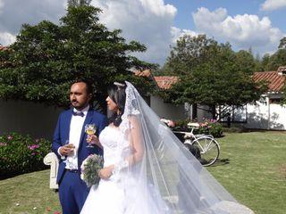 El matrimonio de Iván Rodrigo y Maria Ximena 1