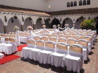 El matrimonio de Iván Rodrigo y Maria Ximena 2