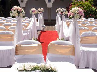 El matrimonio de Iván Rodrigo y Maria Ximena 3