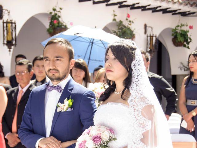 El matrimonio de Maria Ximena y Iván Rodrigo en Paipa, Boyacá 26