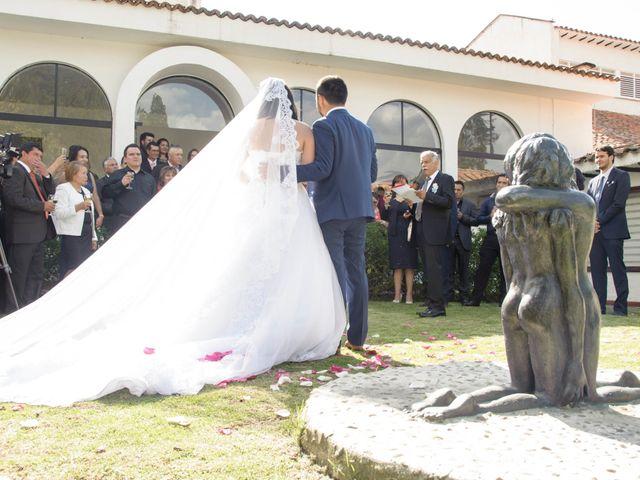 El matrimonio de Maria Ximena y Iván Rodrigo en Paipa, Boyacá 30