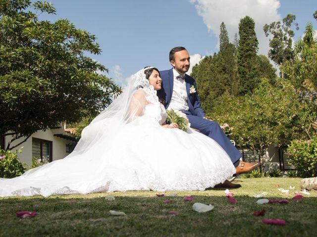 El matrimonio de Maria Ximena y Iván Rodrigo en Paipa, Boyacá 2