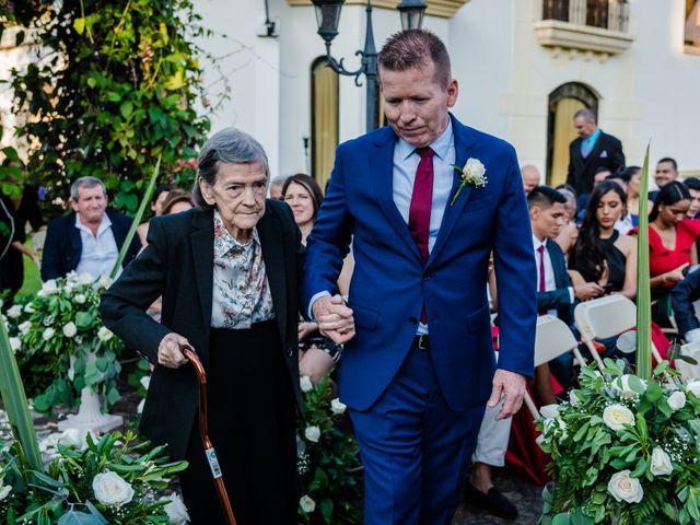 El matrimonio de Giovana y Franz en Cali, Valle del Cauca 15