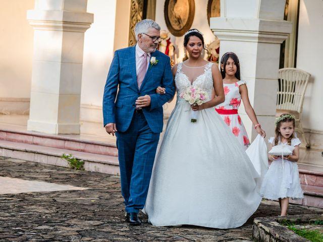El matrimonio de Giovana y Franz en Cali, Valle del Cauca 18