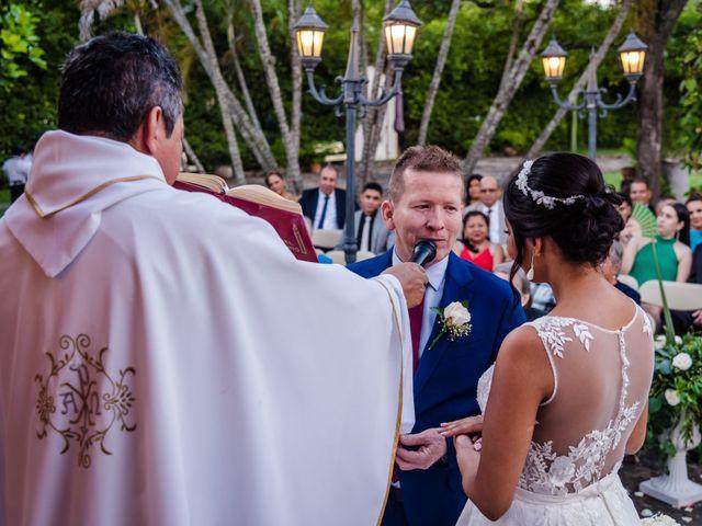 El matrimonio de Giovana y Franz en Cali, Valle del Cauca 27