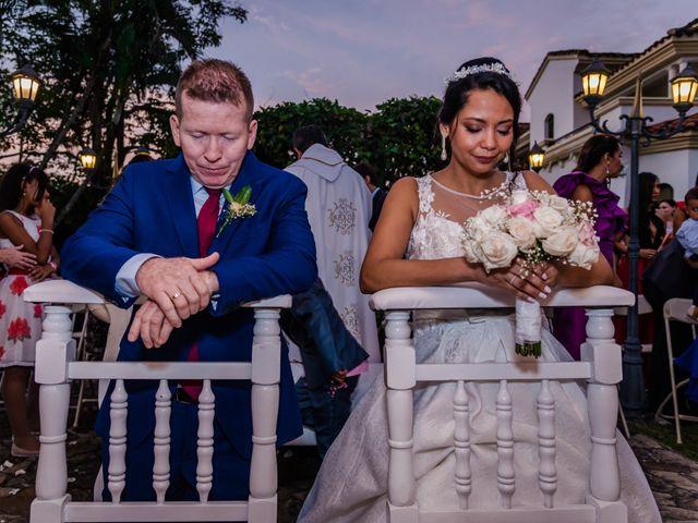 El matrimonio de Giovana y Franz en Cali, Valle del Cauca 28
