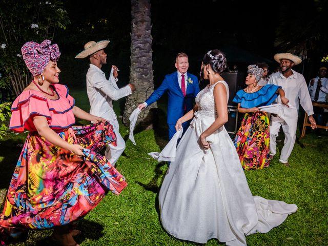 El matrimonio de Giovana y Franz en Cali, Valle del Cauca 29