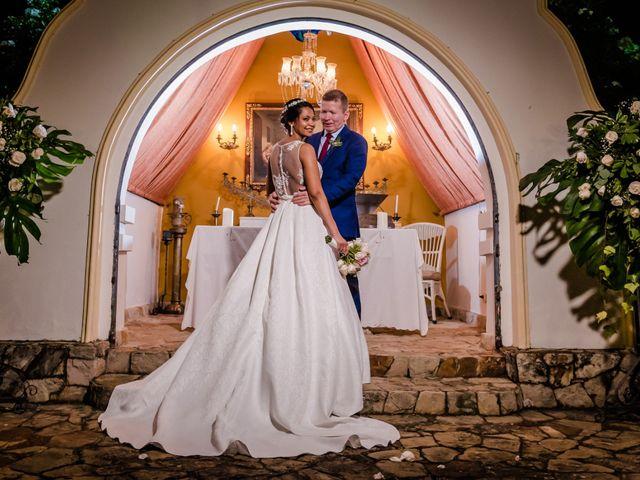El matrimonio de Franz y Giovana