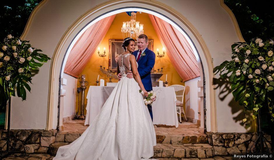 El matrimonio de Giovana y Franz en Cali, Valle del Cauca