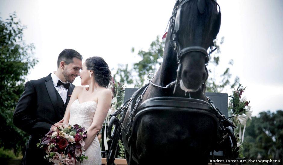 El matrimonio de David y Carolina en Subachoque, Cundinamarca