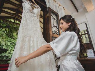 El matrimonio de Lorena y José 2