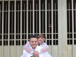 El matrimonio de Yury y Andrés  1