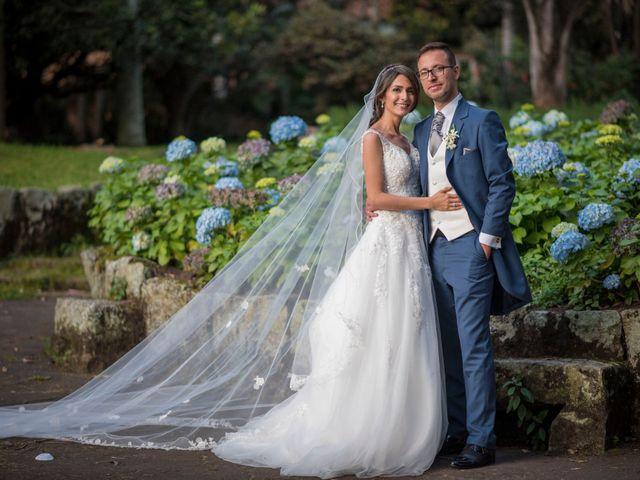 El matrimonio de Lisset y Andres
