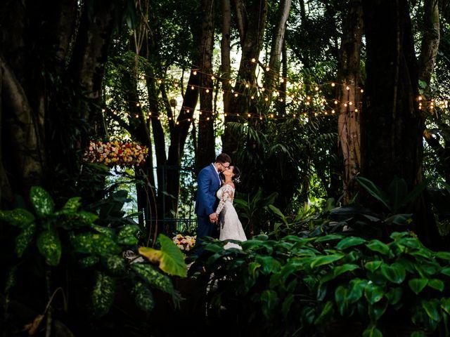 El matrimonio de Isaac y Daniela