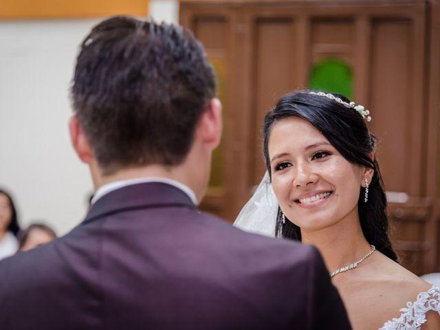 El matrimonio de Natalia y Cristian en Popayán, Cauca 7