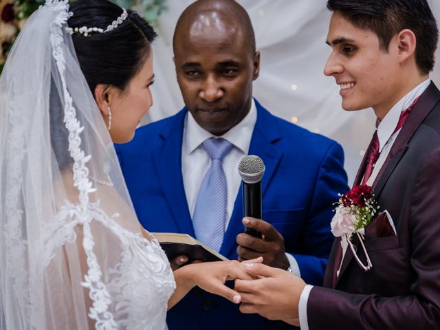 El matrimonio de Natalia y Cristian en Popayán, Cauca 10