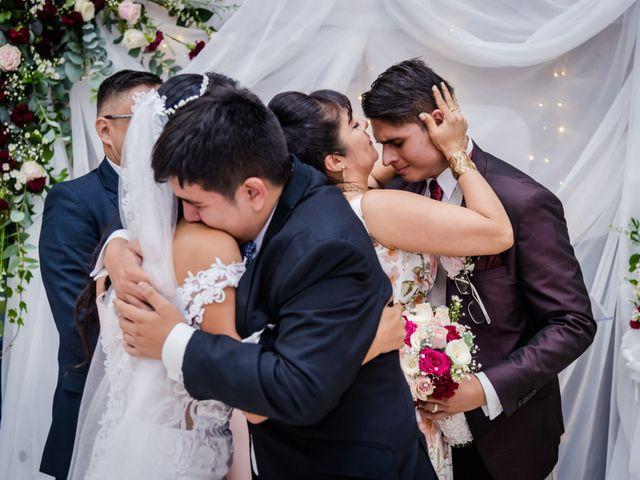 El matrimonio de Natalia y Cristian en Popayán, Cauca 16