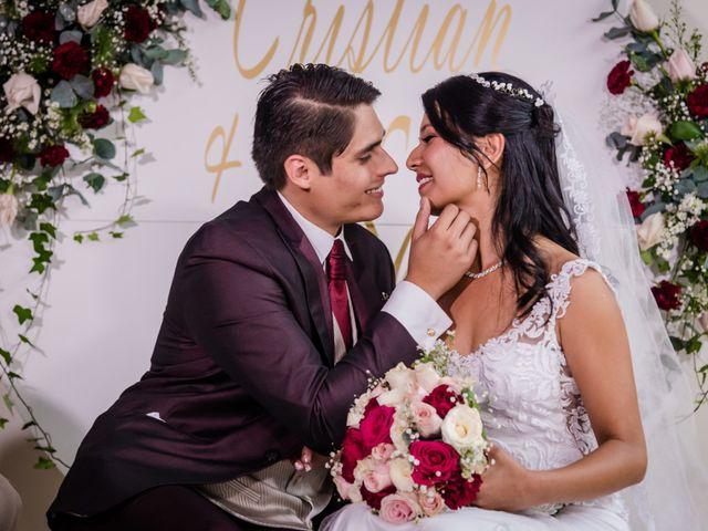 El matrimonio de Natalia y Cristian en Popayán, Cauca 20
