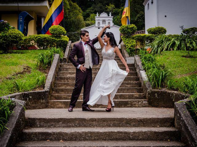 El matrimonio de Natalia y Cristian en Popayán, Cauca 33