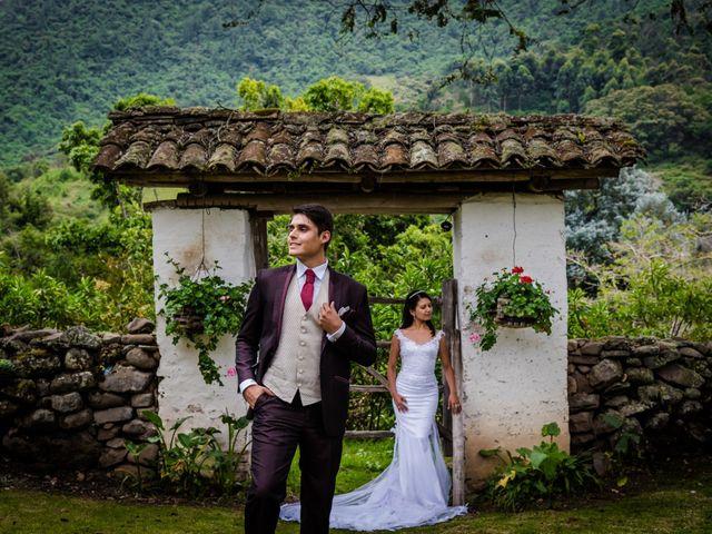 El matrimonio de Natalia y Cristian en Popayán, Cauca 42