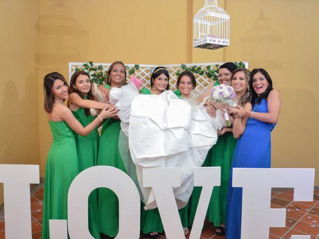 El matrimonio de Marisol y Jorge  en Valledupar, Cesar 36