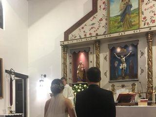 El matrimonio de José Gregorio y Magda Milena 1