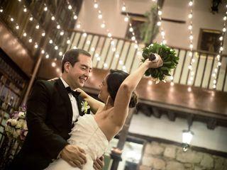 El matrimonio de José Gregorio y Magda Milena 3