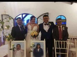 El matrimonio de Sonia  y David  1