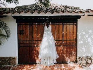 El matrimonio de Juliana y Jonathan 1