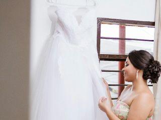 El matrimonio de Angelinne y José Luis 1