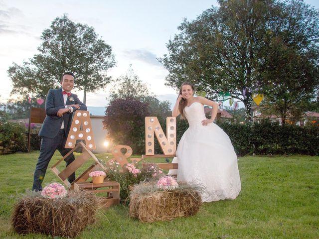 El matrimonio de Nicolai y Angelica en Villa de Leyva, Boyacá 1