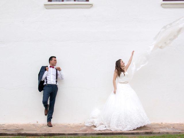 El matrimonio de Nicolai y Angelica en Villa de Leyva, Boyacá 2