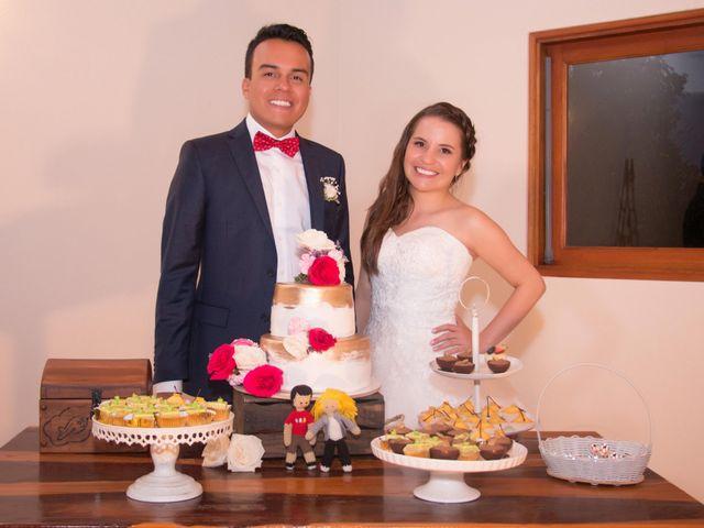 El matrimonio de Angelica y Nicolai