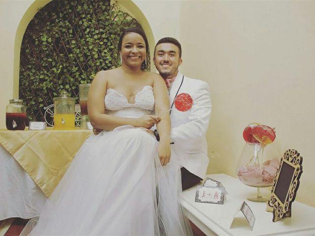 El matrimonio de Angelinne y José Luis