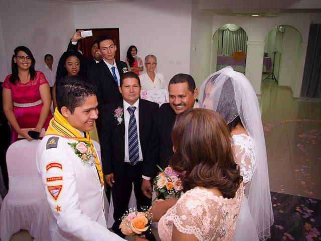 El matrimonio de Andrés y Erika en Cartagena, Bolívar 4