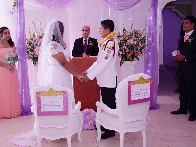 El matrimonio de Andrés y Erika en Cartagena, Bolívar 1