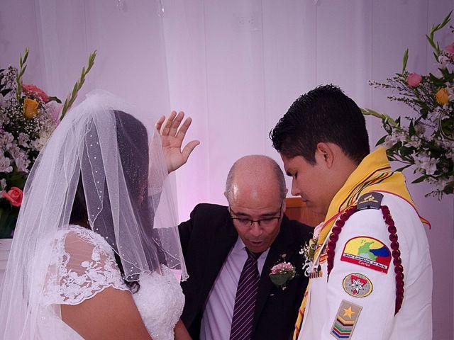El matrimonio de Andrés y Erika en Cartagena, Bolívar 6