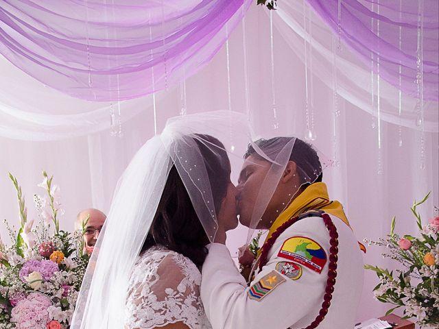 El matrimonio de Andrés y Erika en Cartagena, Bolívar 7