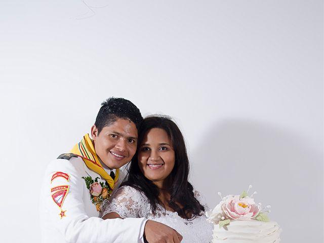 El matrimonio de Andrés y Erika en Cartagena, Bolívar 10