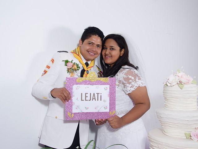 El matrimonio de Erika y Andrés