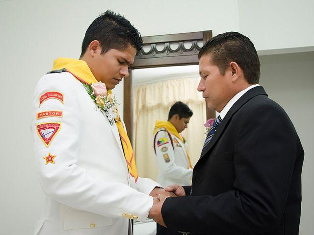 El matrimonio de Andrés y Erika en Cartagena, Bolívar 17