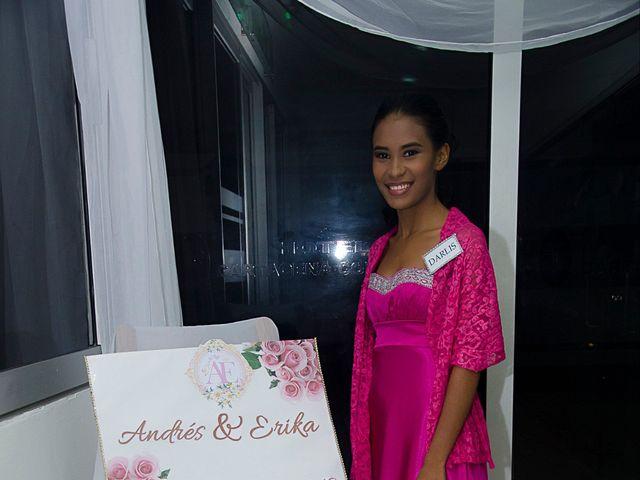 El matrimonio de Andrés y Erika en Cartagena, Bolívar 23